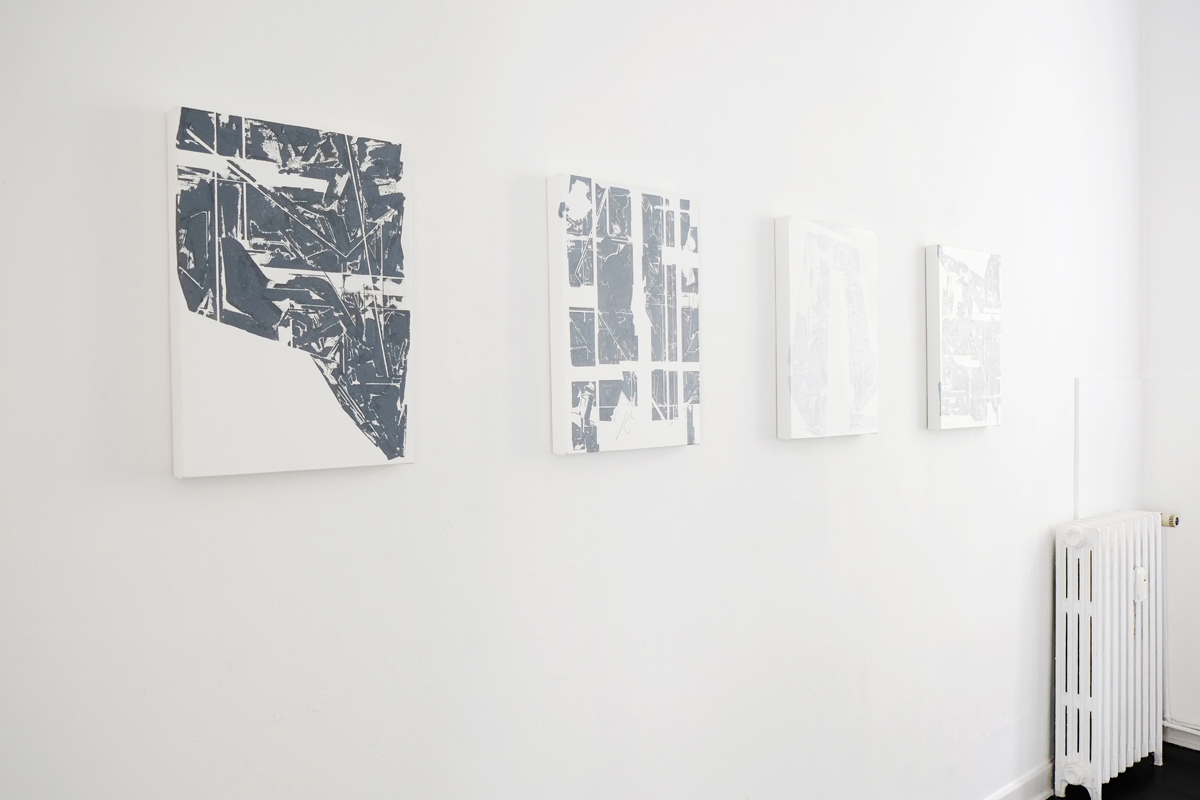 "Rieko Hotta ""Mixing Gestures.� Photo: Marie Kirkegaard Gallery."