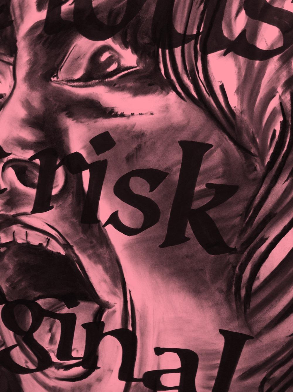 "Peter Voss-Knude ""THE LANGUAGE OF TERROR IS TERROR ITSELF […]"""