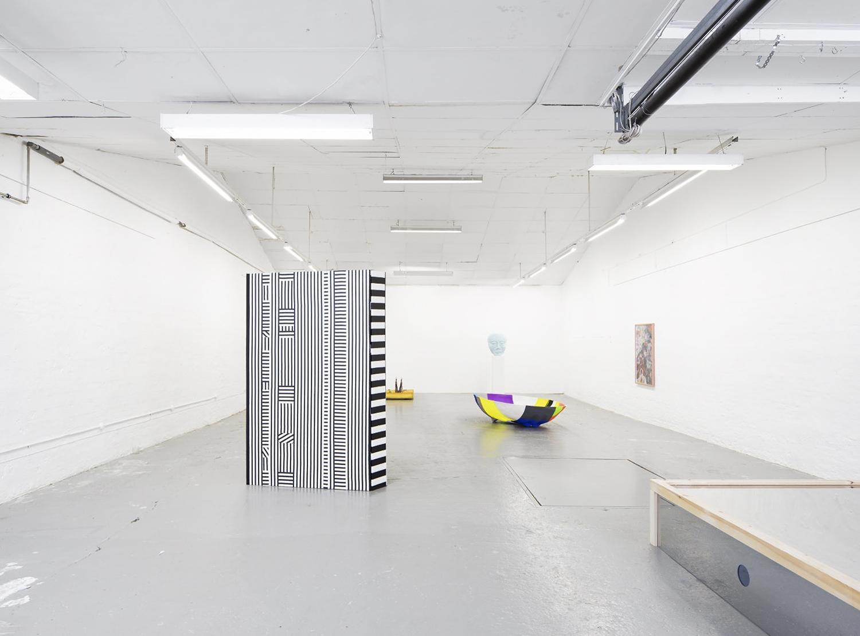 Idios (installation view). Foto: Morten Kamper Jacobsen.