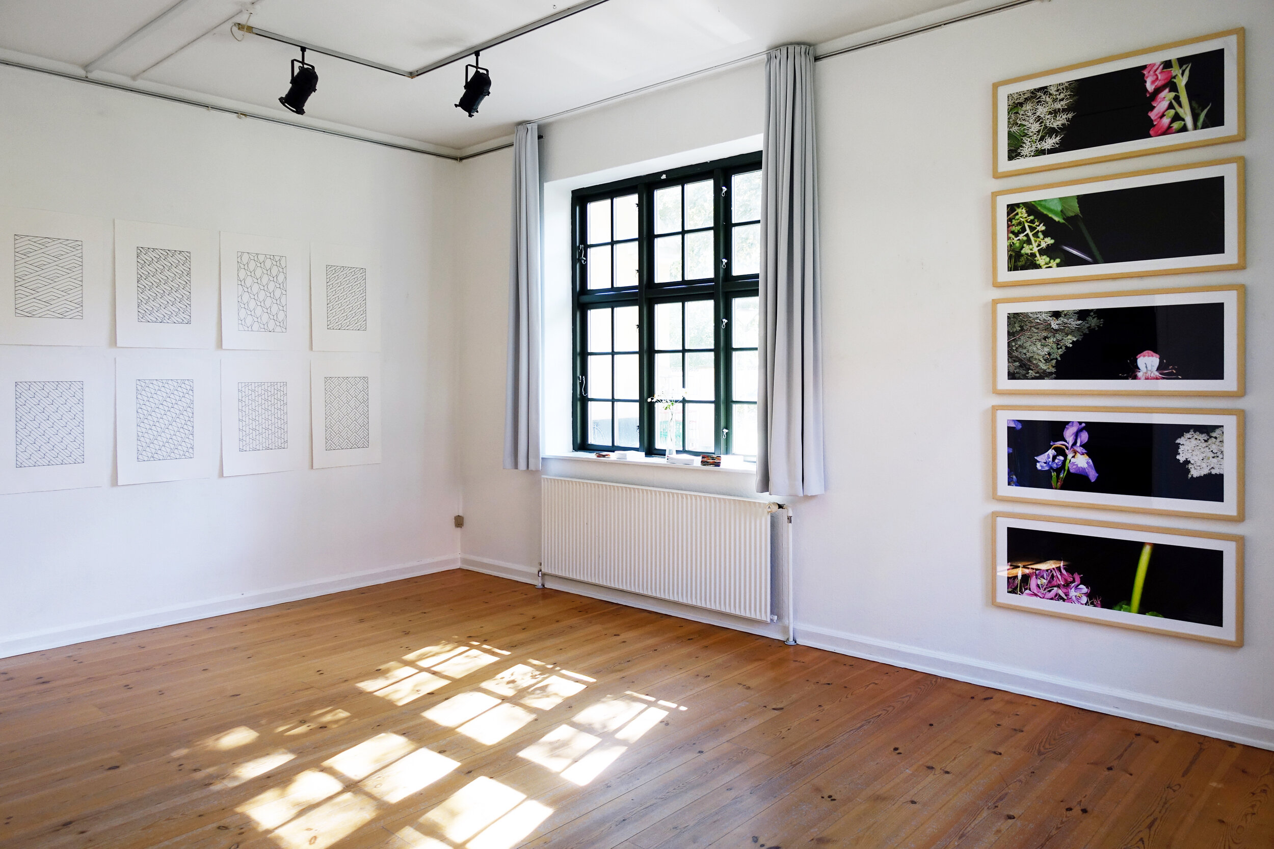 "Rikke Ehlers Nilsson ""The Endless Summer� (installation view). Foto: Rikke Ehlers Nilsson."