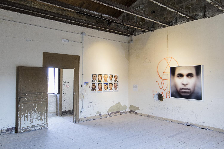 Trevor Paglen, It Began as a Military Experiment. Manifesta 12. Foto © I DO ART Agency.