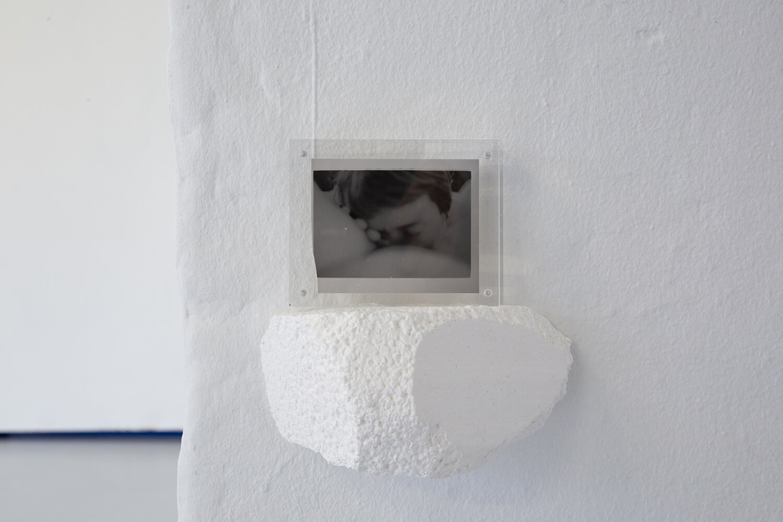 "Dyveke Bredsdorff ""Touch�. Photo: Adrian Delafontaine."