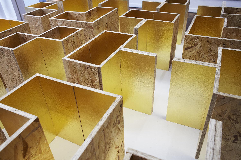 Runo Lagomarsino, Violent Objects (2014). Photo: SixtyEight Art Institute, 2019.