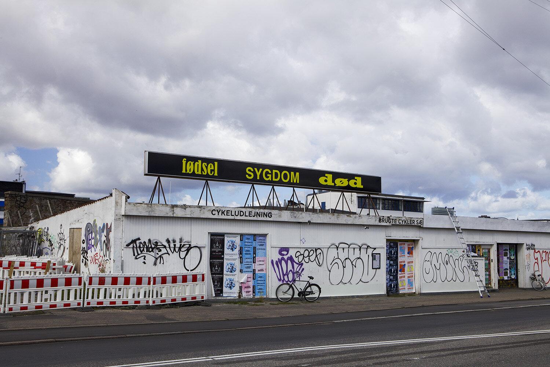 "Jesper Fabricius ""fødsel sygdom død."" Foto: RoofTop."