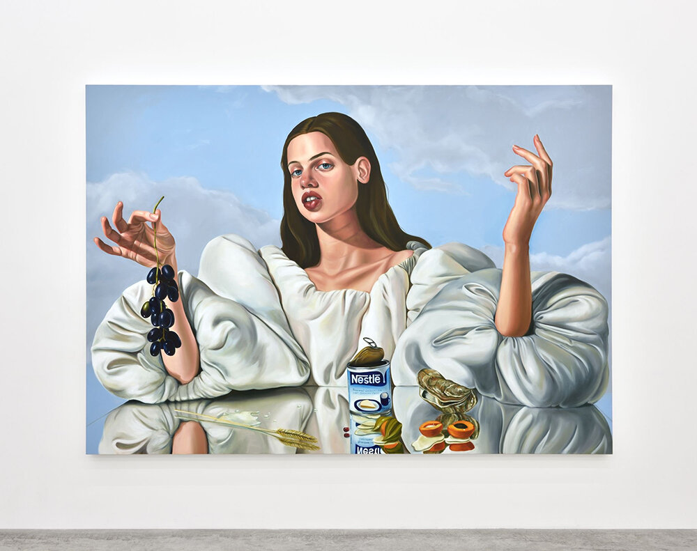 "Chloe Wise ""Lactose Tolerance"", 2017."
