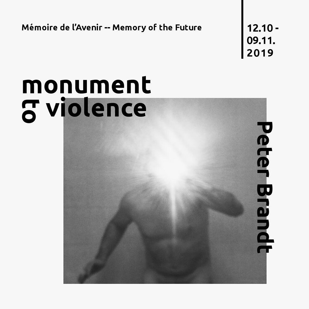 Monument to Violence.
