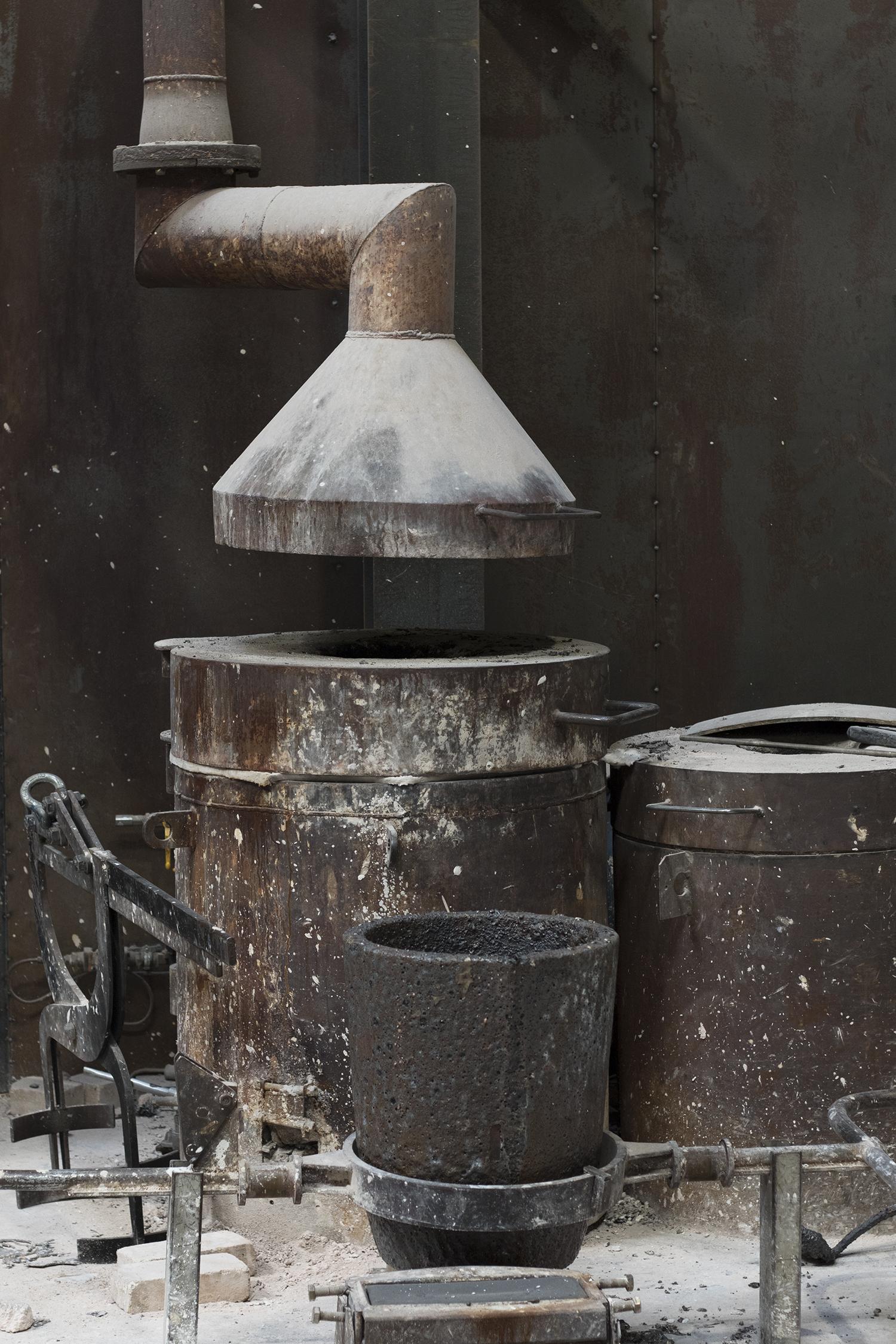 Broncestøberiet. Foto © I DO ART Agency.