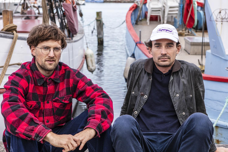 Lukas Heistinger og Bernhard Garnicnig. Photo: Niels Fabæk.