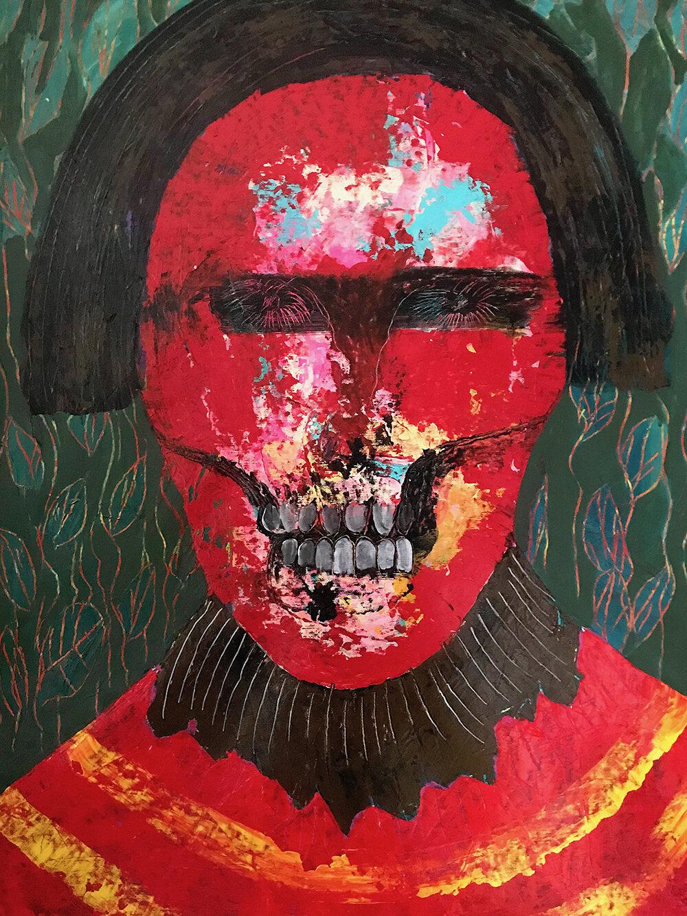 """Giuseppe De Bellis """"Evolution is a Monster""""."""