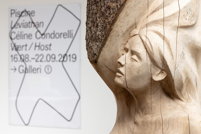 Ditte Gantriis, Circle of Life (2018). Installation view, Kunsthal Aarhus. Foto: Mikkel Kaldal.