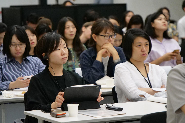 Publikum. Courtesy of Korea Research Fellow.