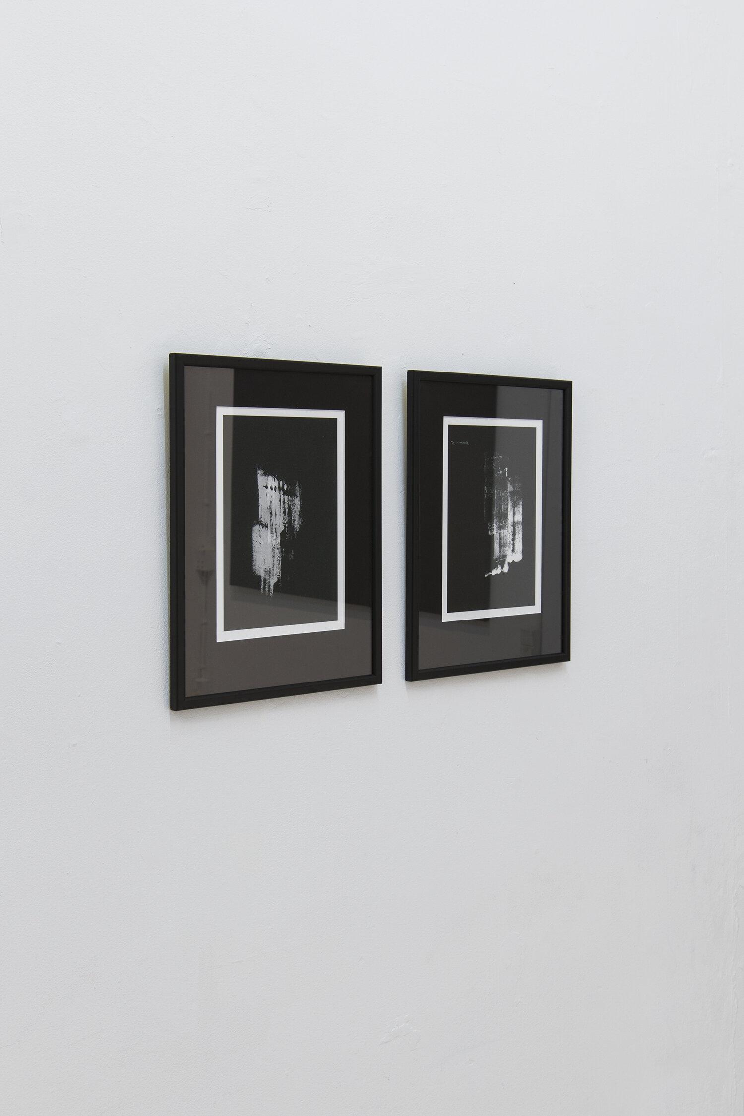 Eliyah Mesayer, Black light, white shadow (2018). Foto © I DO ART Agency.