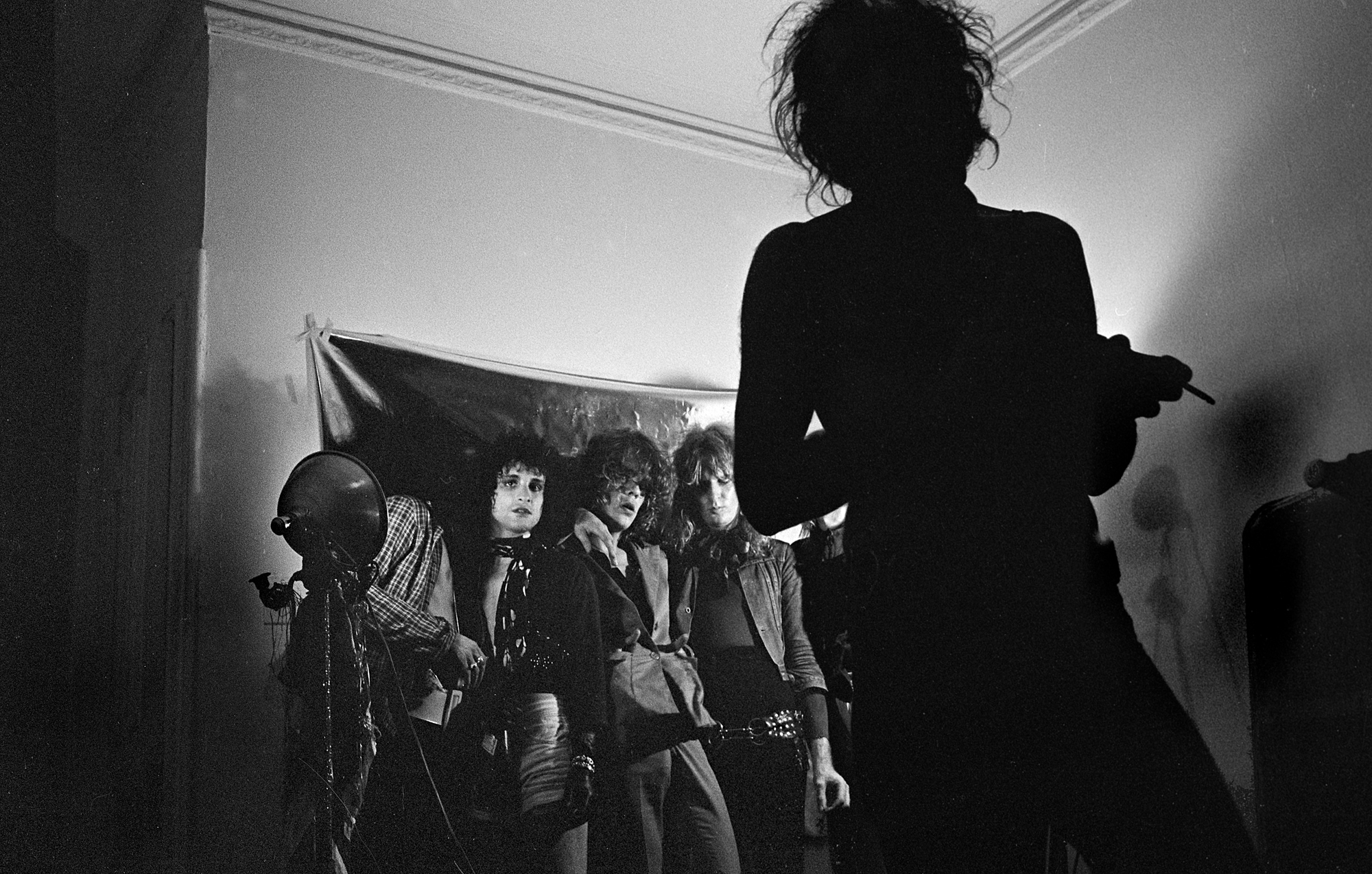 New York Dolls  photoshoot