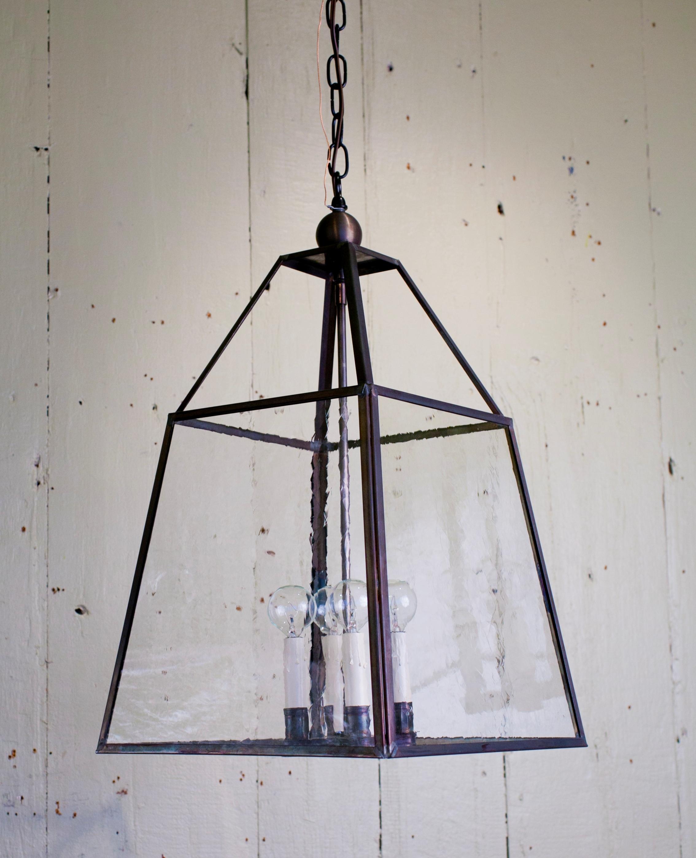 """""""Scioto"""" American Hand Made Lantern"""