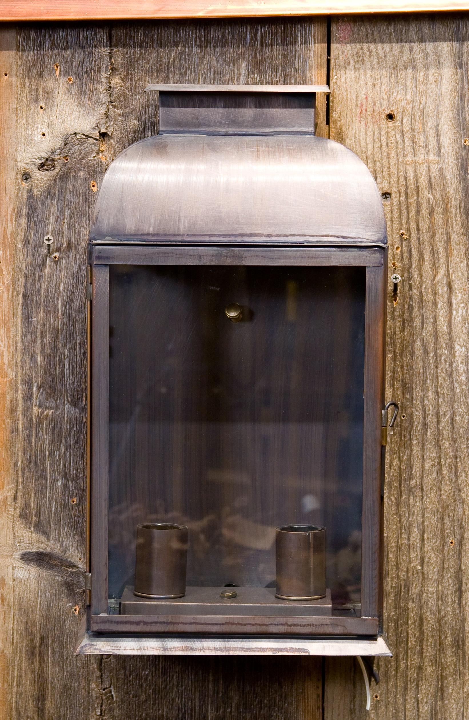 """Huniford"" Small Wall Lantern"