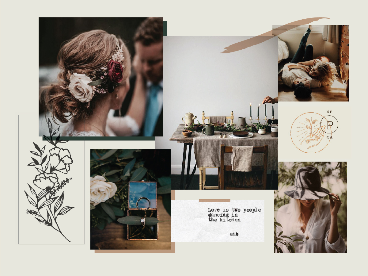 Good Day Design Co. Moodboard
