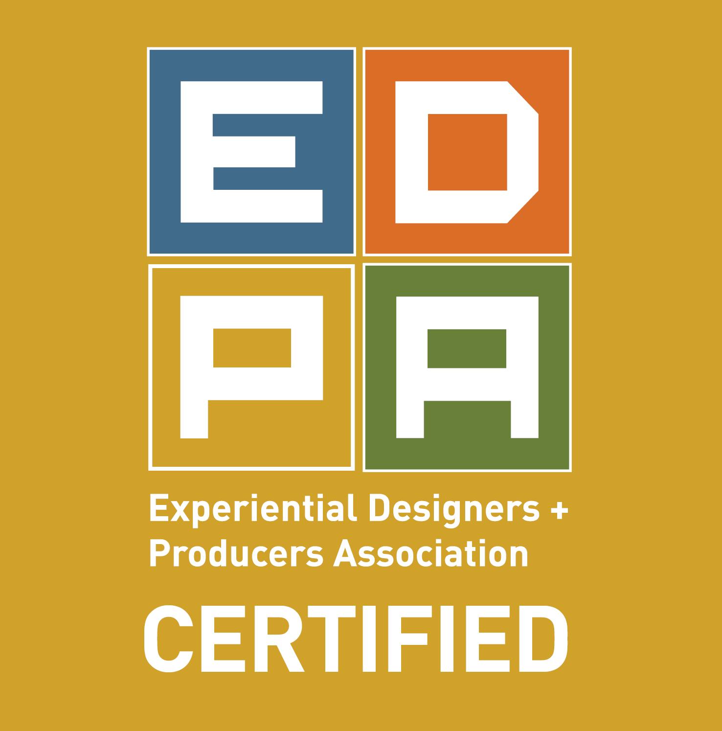 EDPA Certification