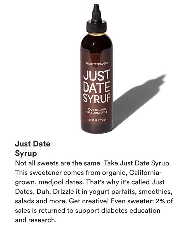 That moment when @wholefoods writes and posts about your product 😍Bringing this to life has been a truly amazing journey, and I hope you'll come follow our adventures @justdatesyrup