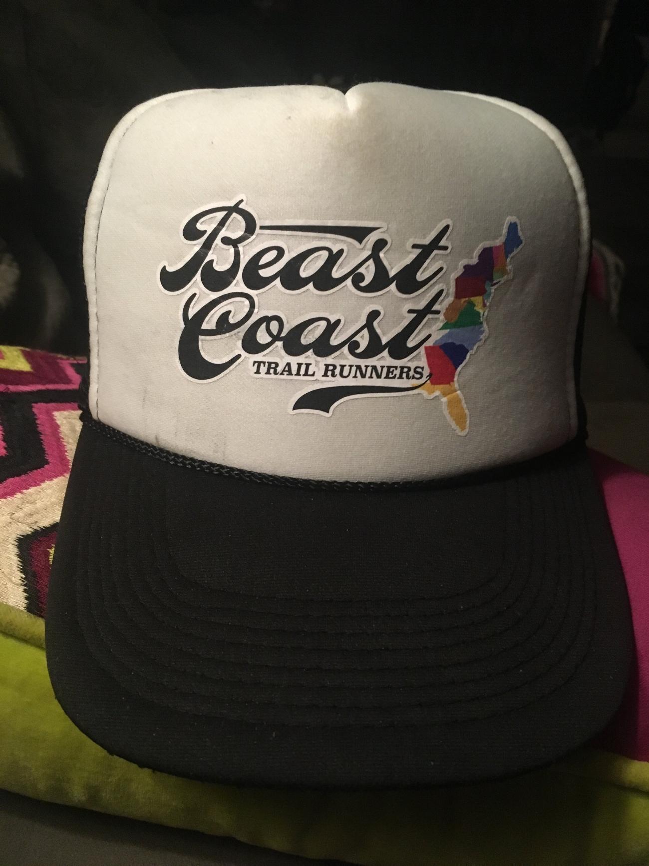 Beast Coast Trail Runners Trucker Hat