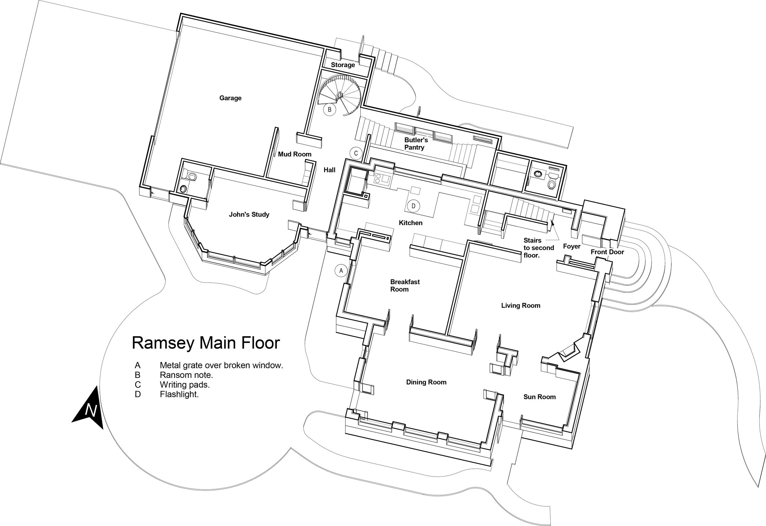 Ramsey Main Floor