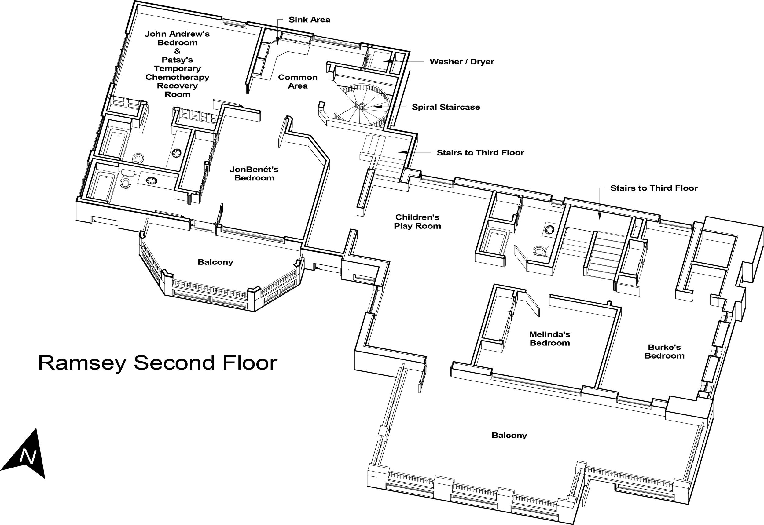 Ramsey Second Floor