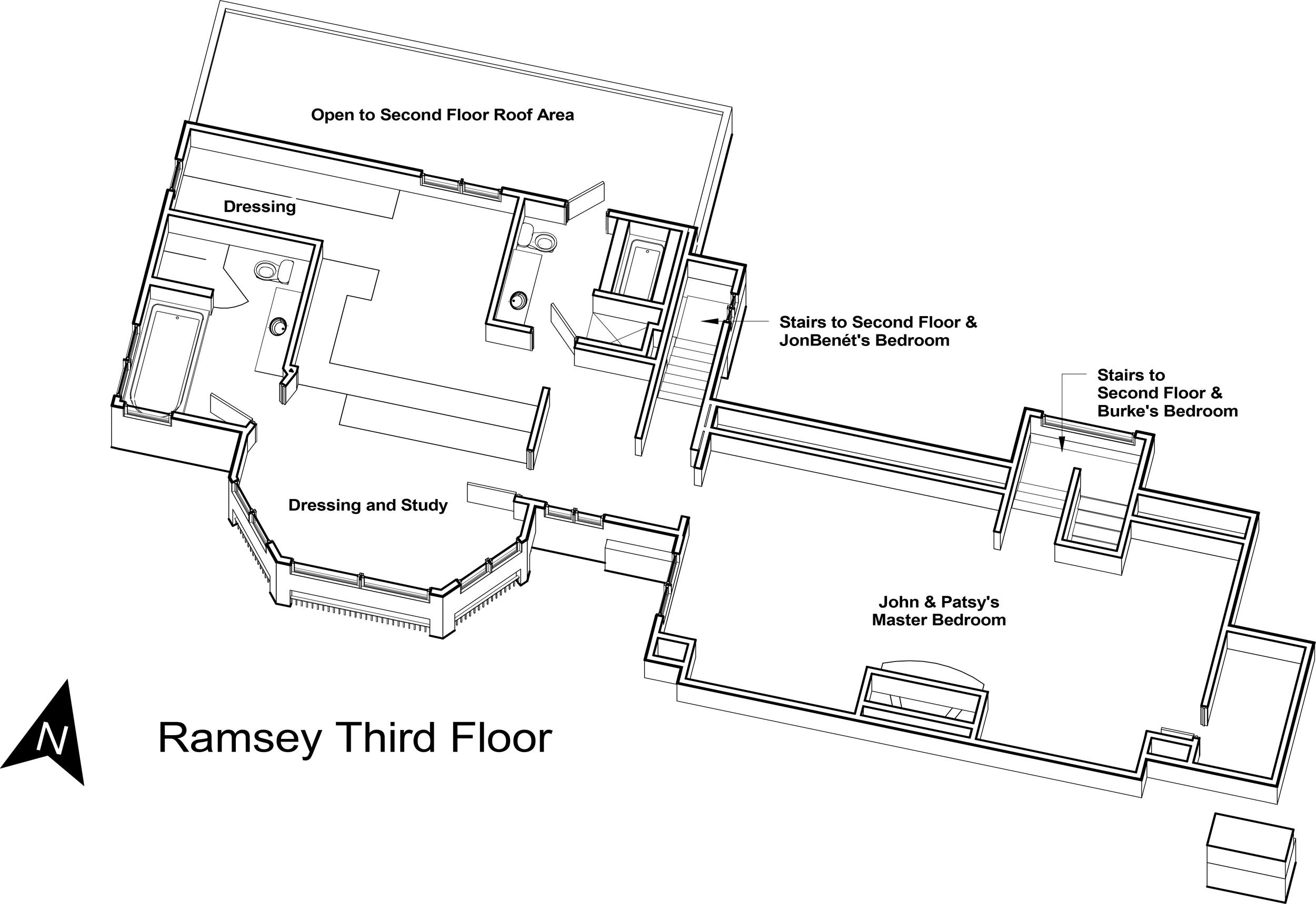 Ramsey Third Floor