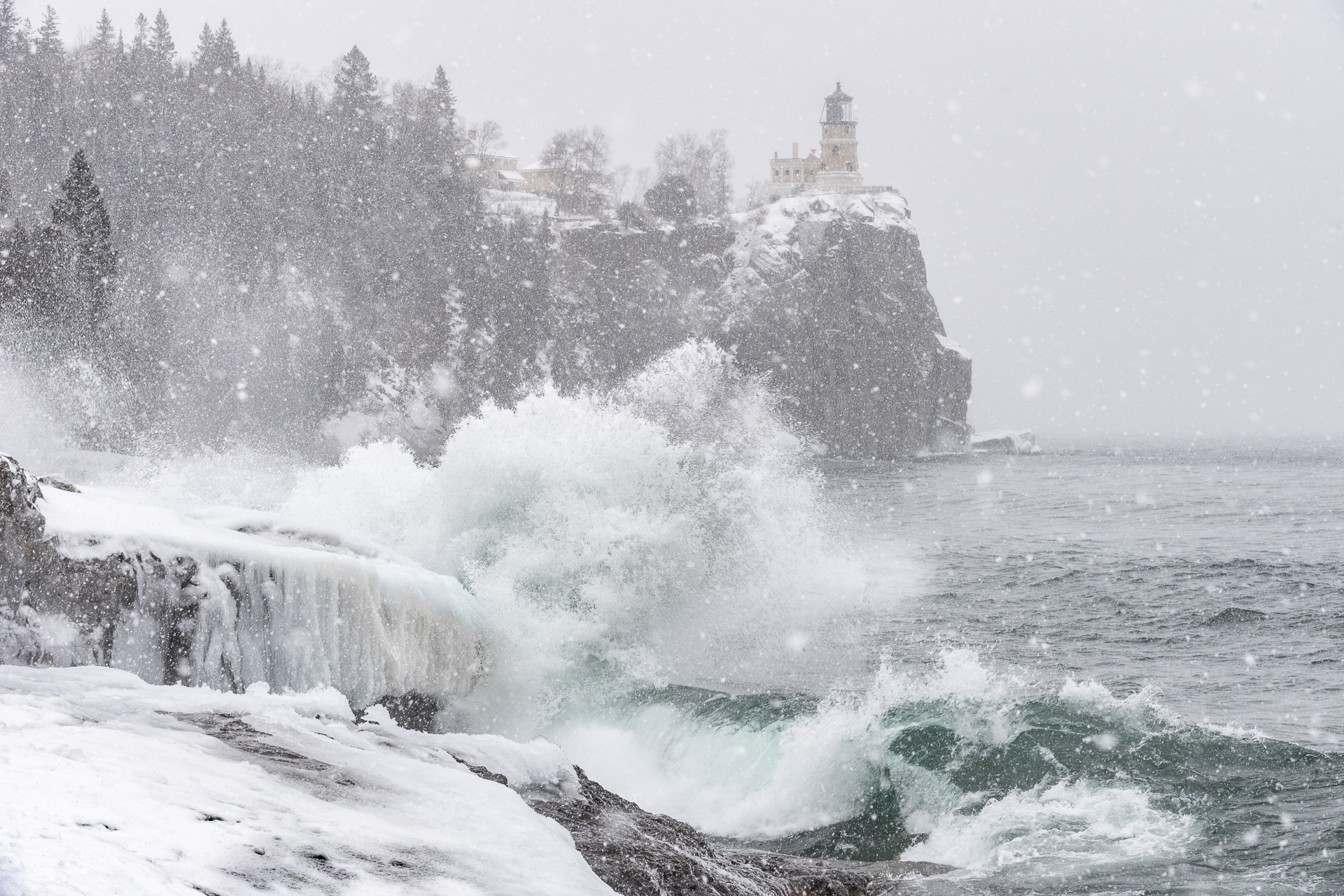 Lake Superior fury