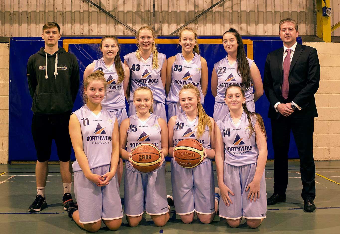 DCU-Mercy-Under-16-Team