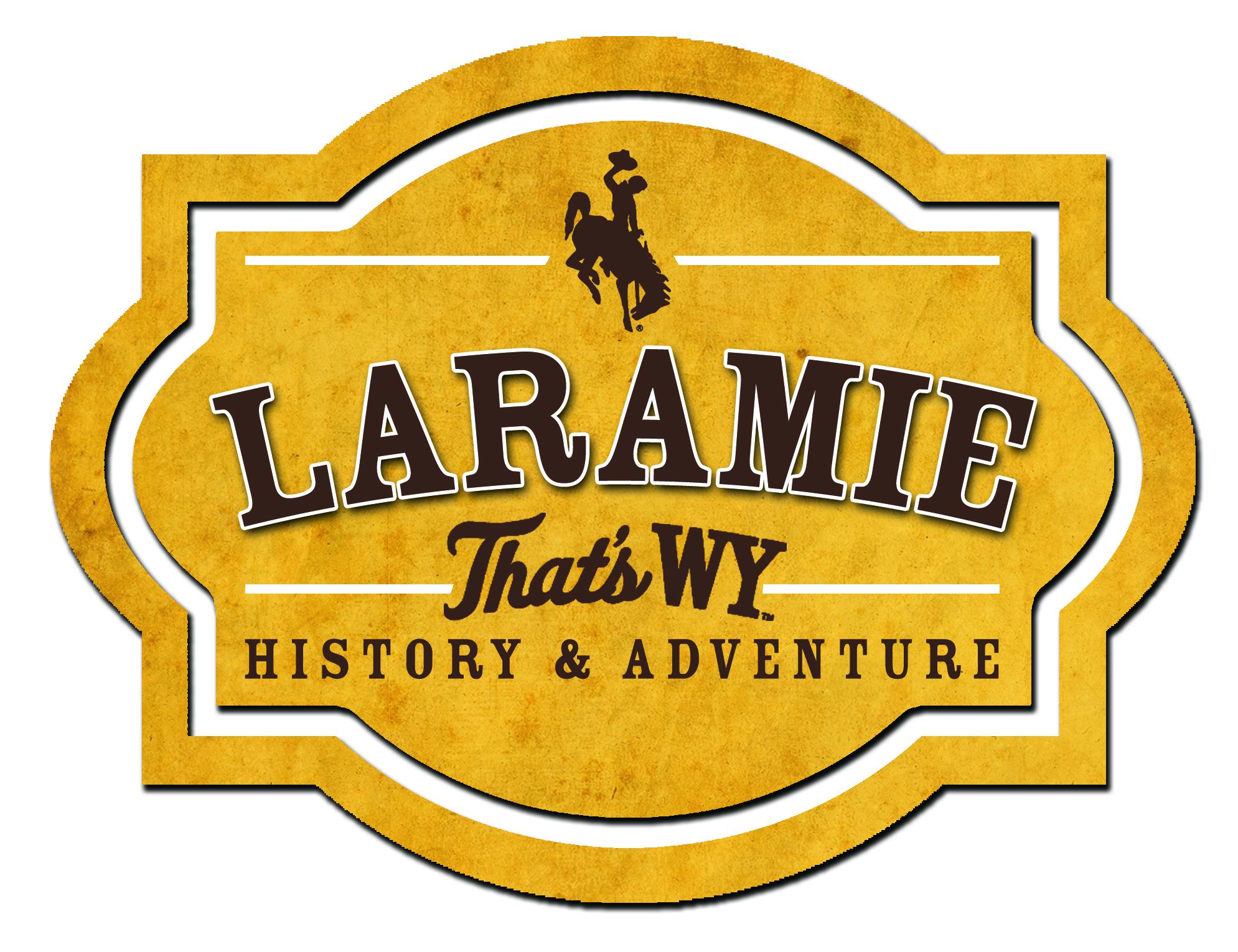 Albany County Tourism Board Visit Laramie 2016 logo.jpg