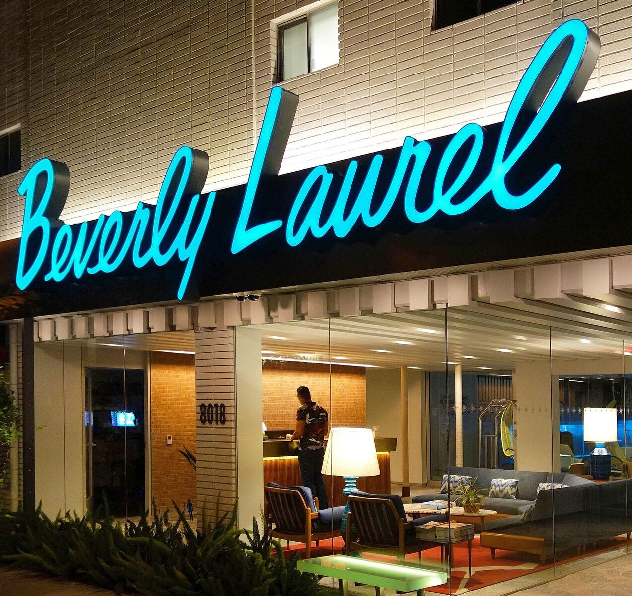 Beverly Laurel Hotel