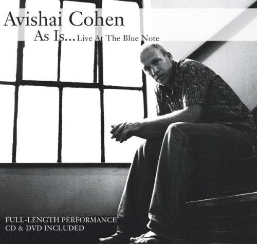 AVISHAI COHEN / AS IS