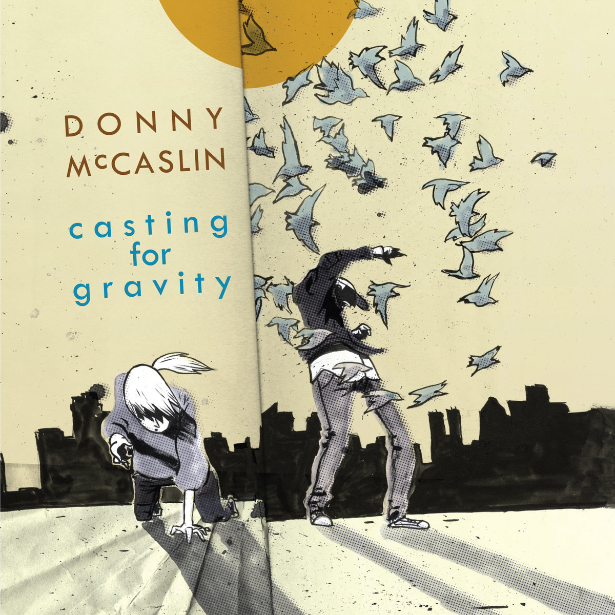 DONNY MCCASLIN / CASTING FOR GRAVITY