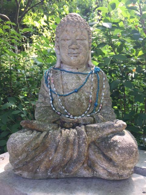 Happy Holiday Buddha