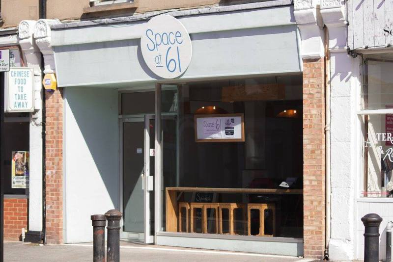 Space@61  61 Cheltenham Road SE15 3AF  Every Tuesday 19:00