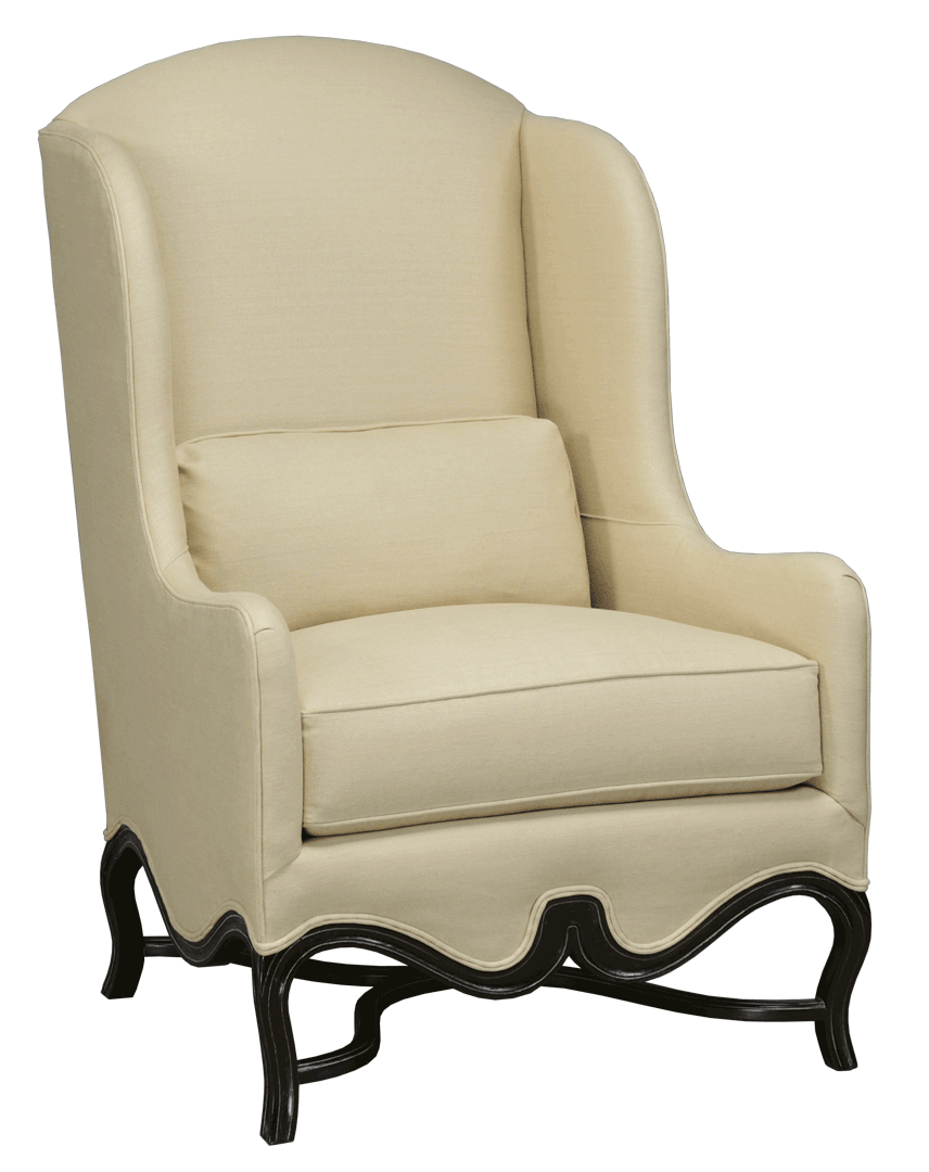 Meg Chair from the Julie Browning Bova Home Collection for Stanford Furniture.