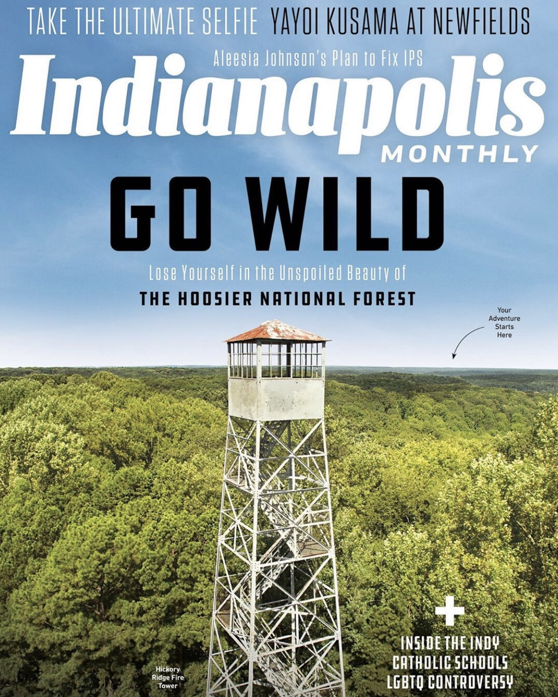 Indianapolis Monthly October 2019