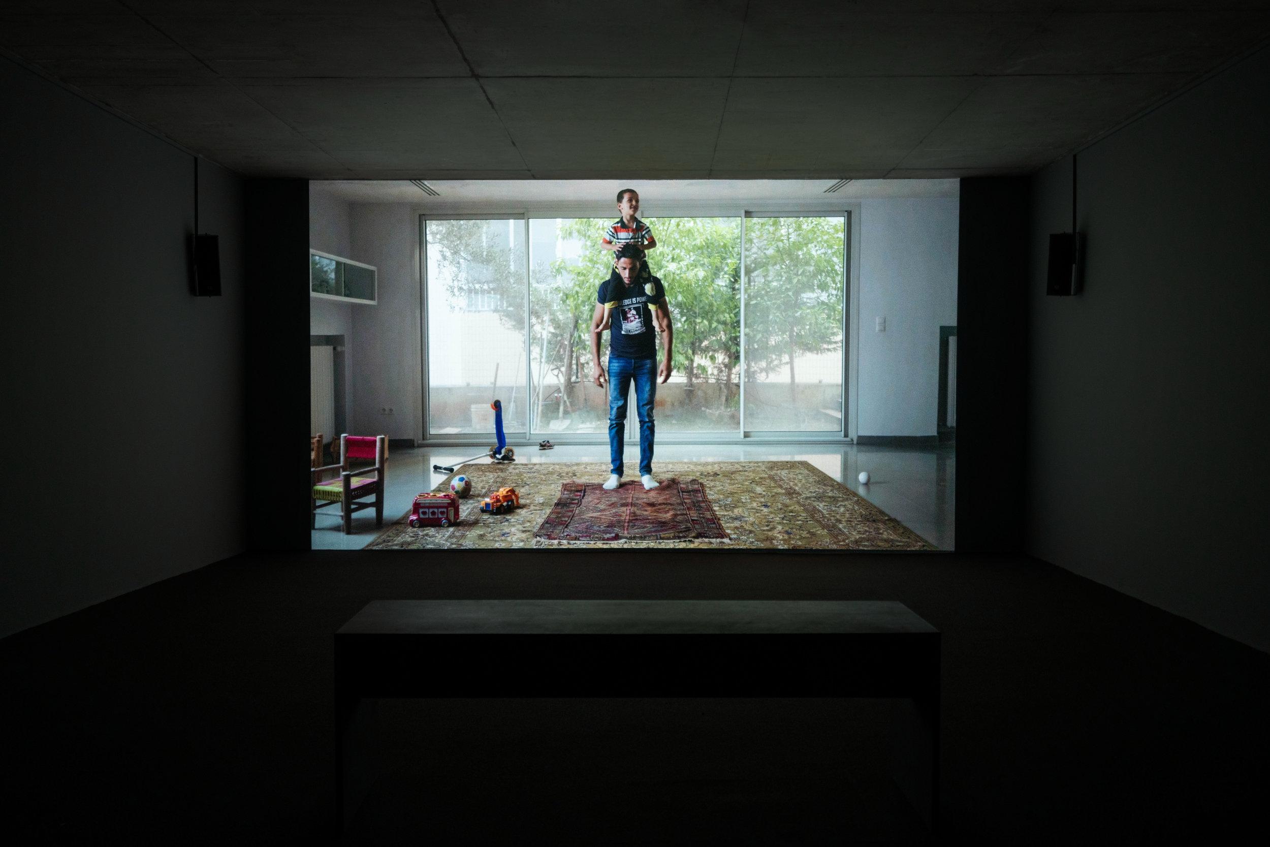 14.07.18 - Akram Zaatari - The Script - Top Room - 4.jpg