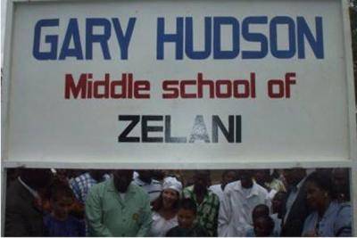 Gary Hudson Elementary  Zelani, 2008