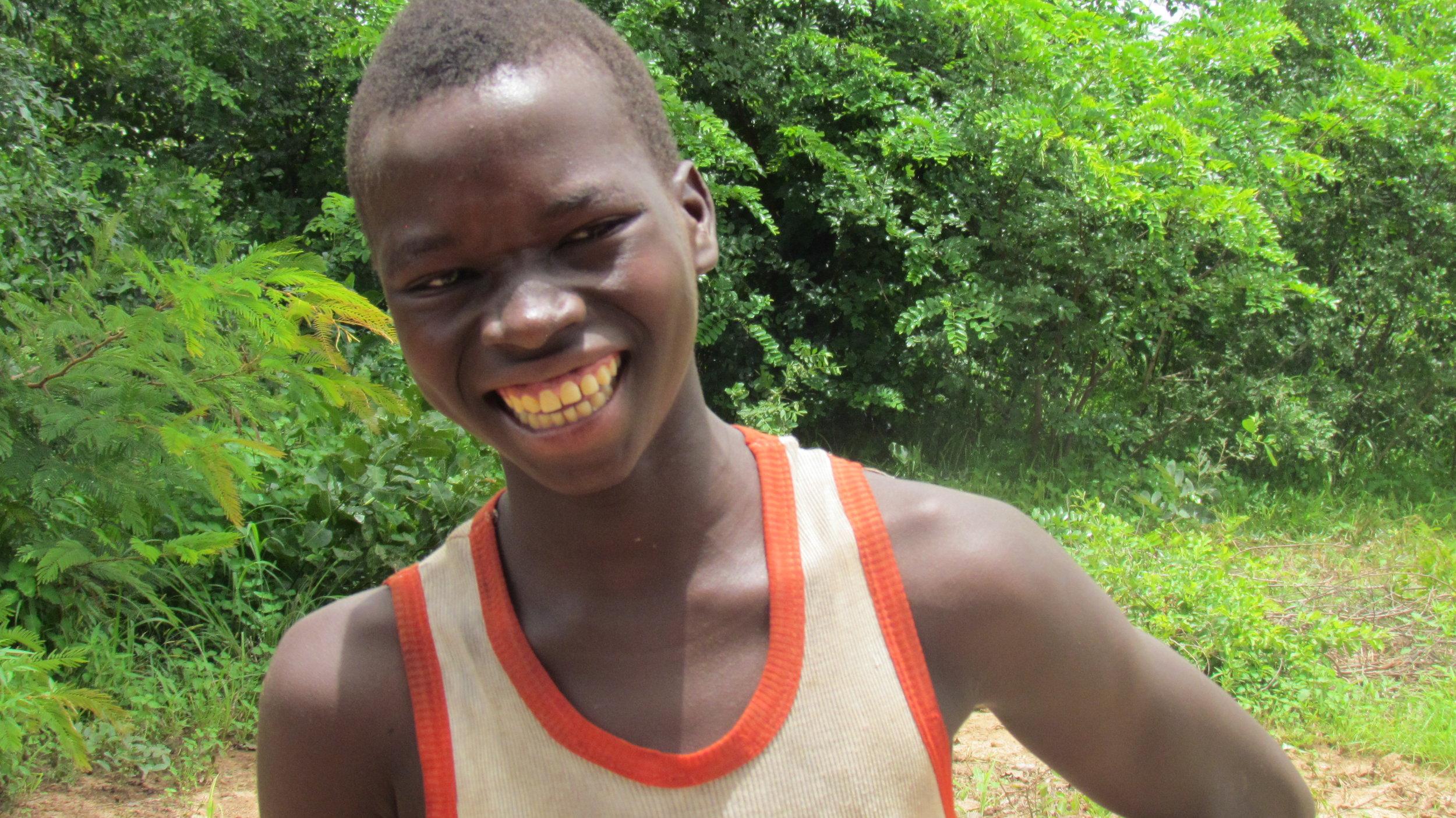 Meet math-loving Boubacar from Zambougou.