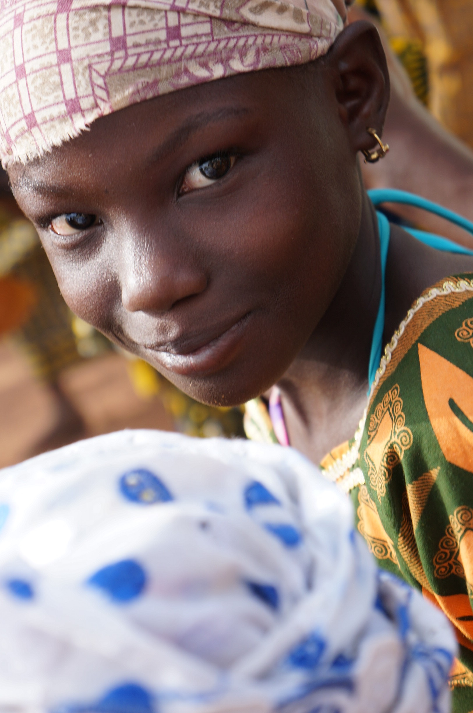 You can help the great kids of Zambougou learn and grow all year long by becoming a Villager.