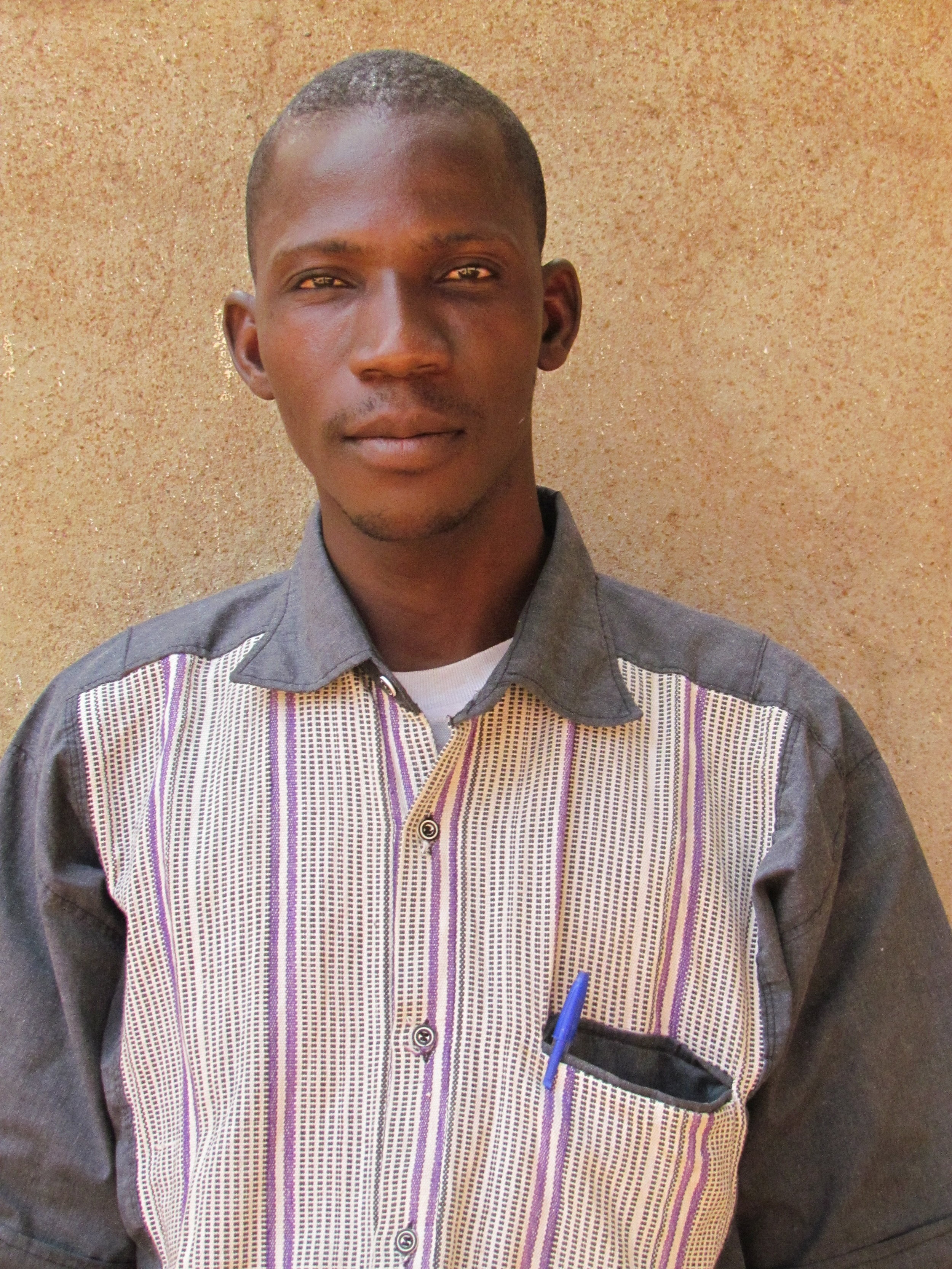 Younissa benefited from the teachers at Mali Rising's Frances W. Burton Middle School, and now he is giving back by being a teacher himself.