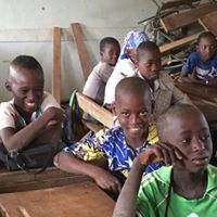 Thanks to you, Sankama's eager primary school students will now be able to stay in school after 6th grade!