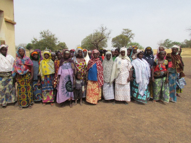 Meeting with the Women's Committee is always an especially important part of discussing a new school with a potential partner village. Mothers often pay their children's school fees, and they are usually staunch believers in the power of education.