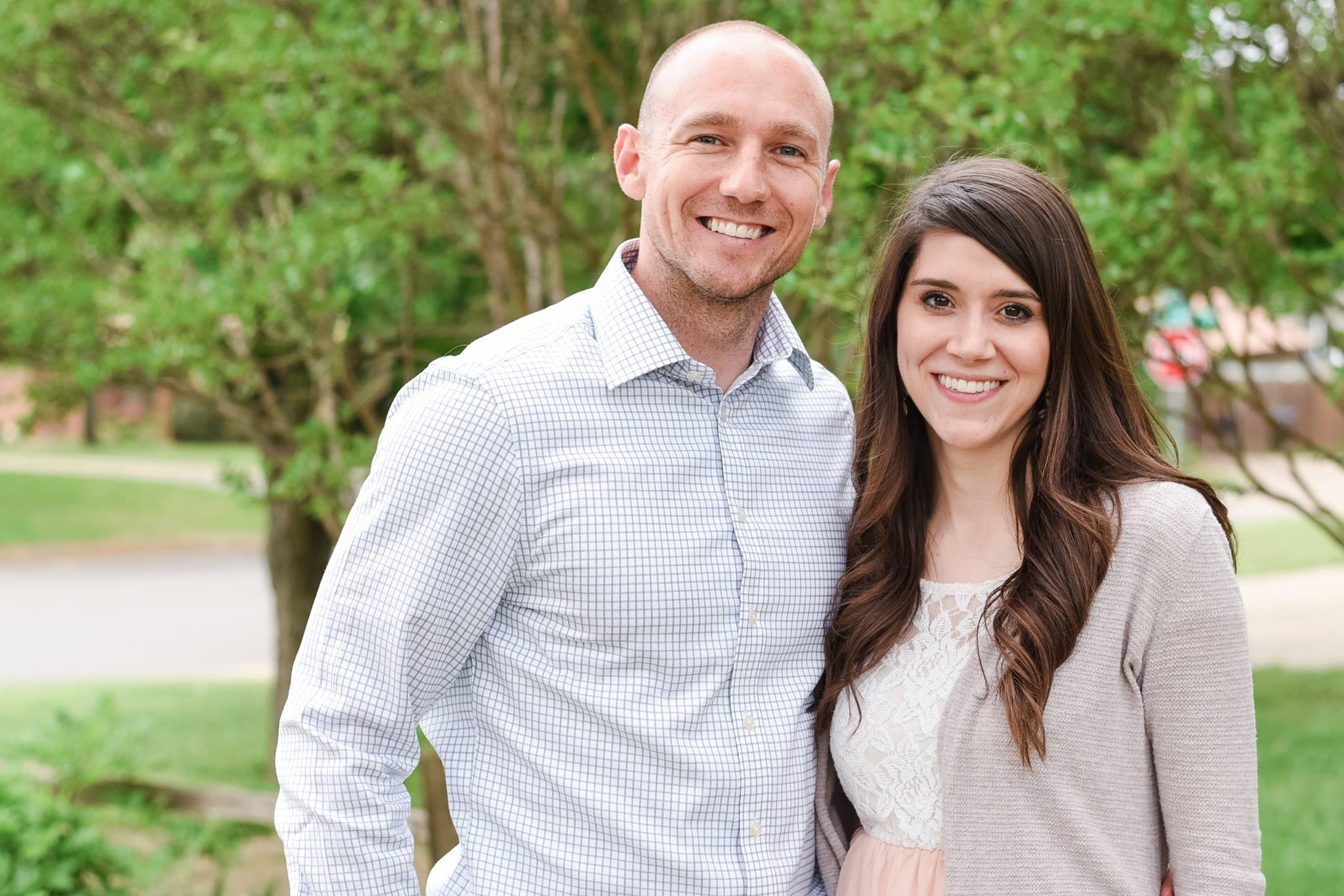 Clint & Lauren Grimes - We are thrilled to announce that Clint & Lauren will be joining our pastoral team from January 2018.