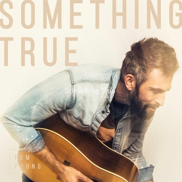 """New Release!! I wrote this song the morning of my wedding, recorded it on my iPhone and sent it to my wife (along with headphones) as a gift right before we walked down the aisle. So, In honor of our 1 year anniversary, """"Something True"""" is out and can be found in all the usual places.  Now if @nicholassparks would please pick it up for his next film and do this former NC track kid a favor, that would be great 👍🏻 💏🥇🎸 —  photo: @cedrickphoto 📸 —  producer:  @shawnybgood 🎧 —  female vox: @rebeccaroubion 🎤 ••• #love #anniversary #newmusic #music #wedding #weddingsongs #firstdance #musicbed #lovesong #wife #husband #husbandandwife #ido #ithinkthatcoversit"""