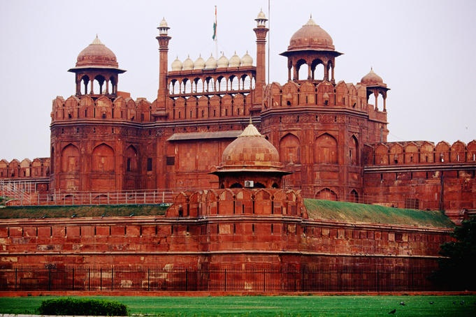 RED FORT --- NEW DELHI