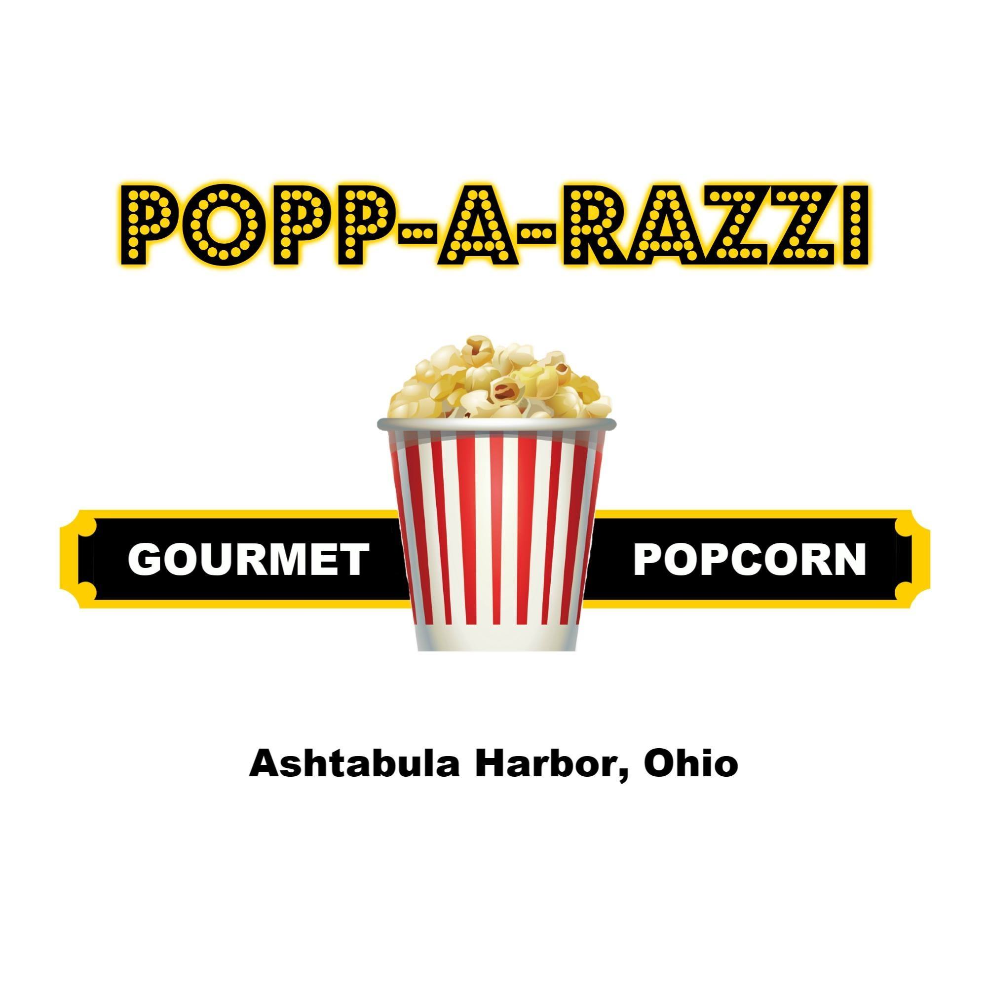 Popp-A-Razzi - 1121 Bridge Street * (440) 536-4436Gourmet Popcorn in Savory, Sweet, & Seasonal Flavors. Available for Fundraisers, Weddings, Showers, Corporate Events, Parties. Gift Certificates & Gift Baskets Available.