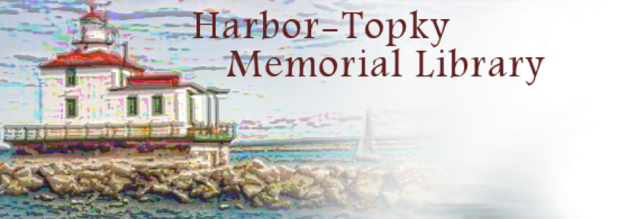 Harbor-Topky Memorial Library - 1633 Walnut Blvd. * (440) 964-9645