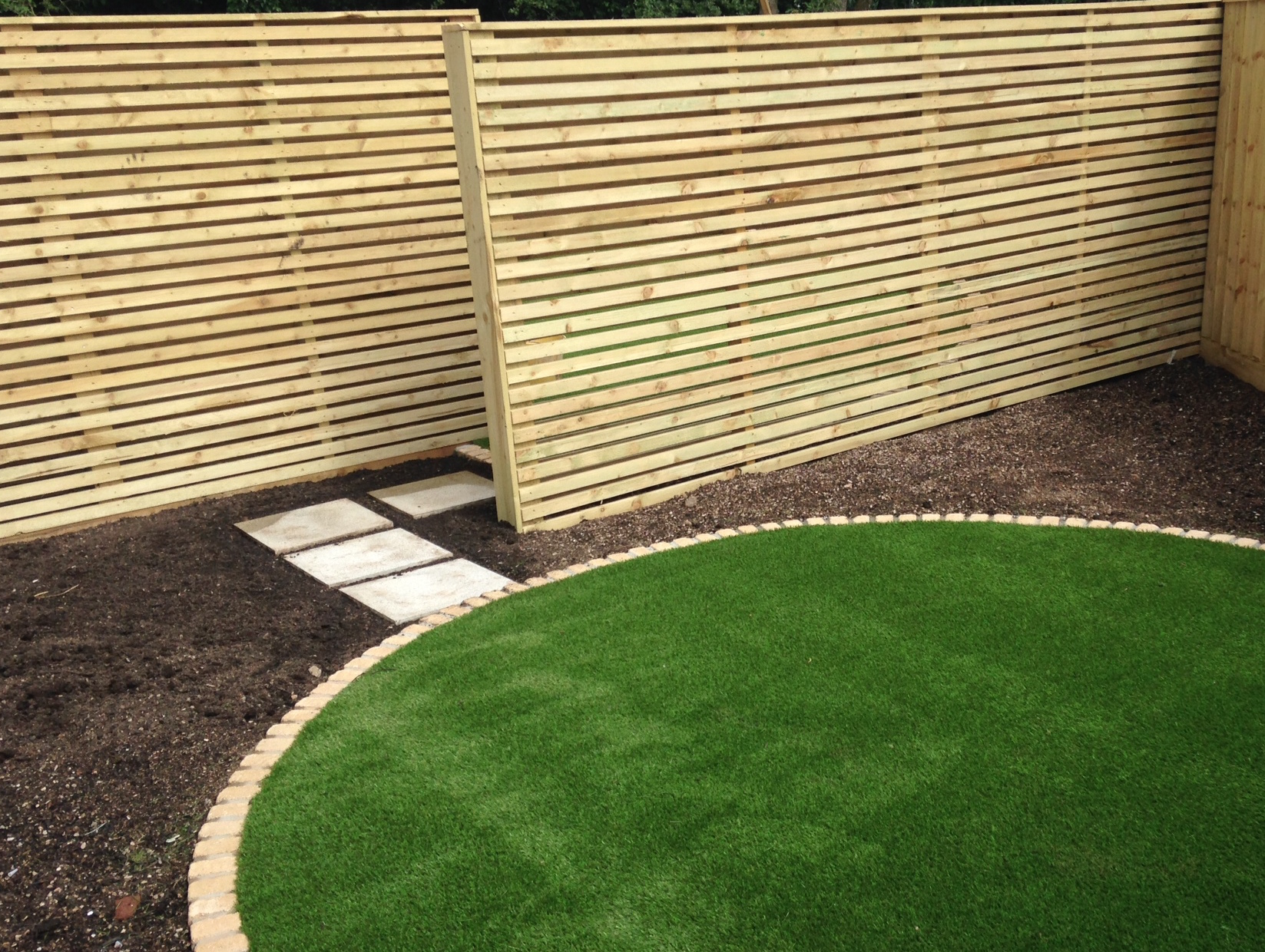 Contemporary Softwood Screens