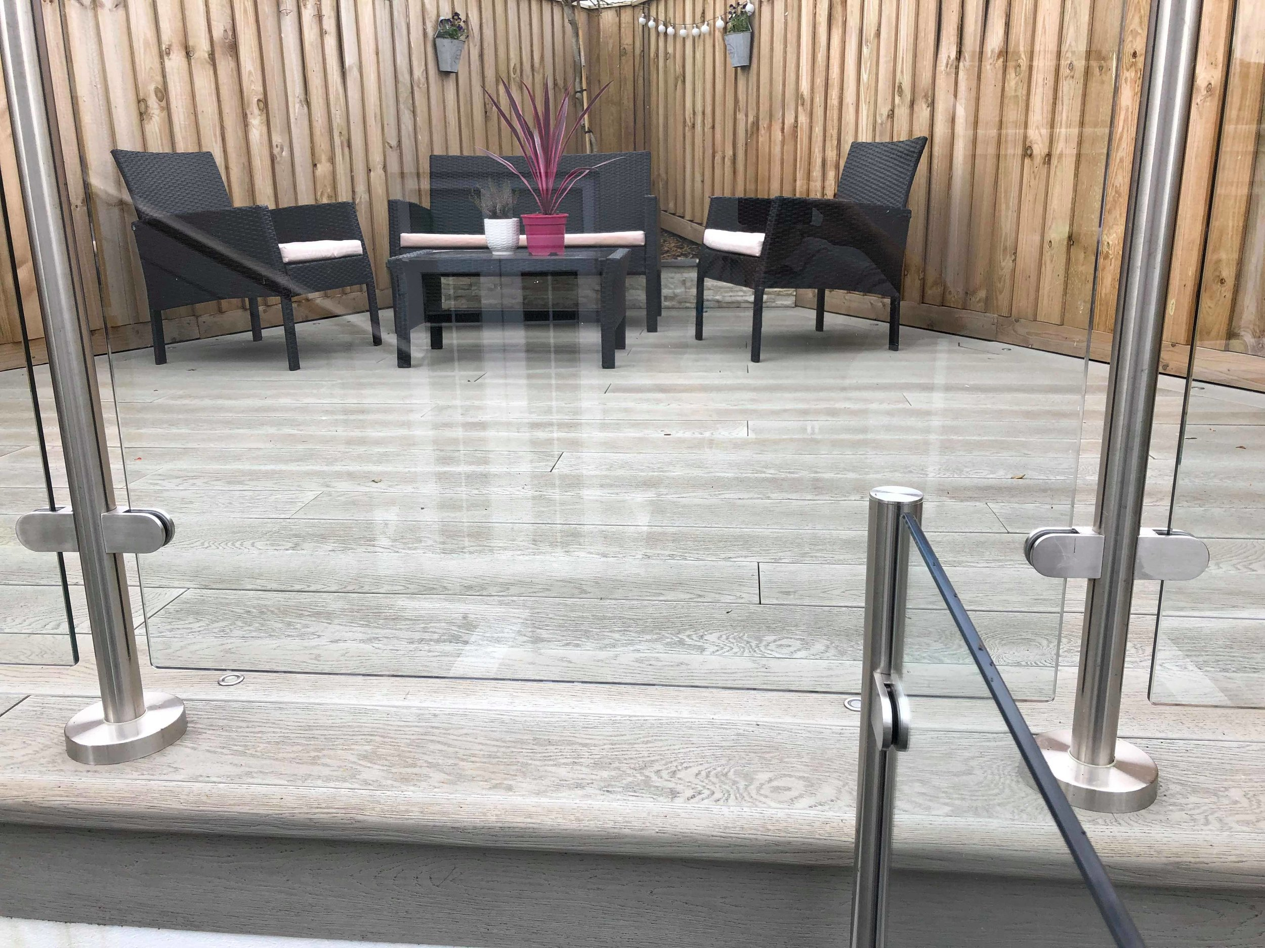 MILLBOARD DECKING - Millboard is a stunning hand finished ultra low maintenance non slip,non rotting composite decking that looks like real wood unlike most of the composite decking products on the market Millboard is even made in the Uk .Mian are are registered Millboard Approved Installer the scheme was set up by millboard to give you reassurance that your project is delivered by highly-trained, competent team who have been awarded with approved installer certification status.for more information on Millboard products visit www.millboard.co.uk.